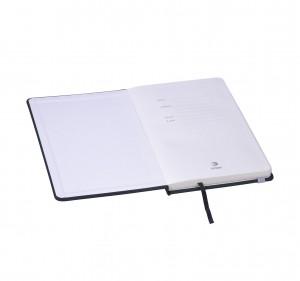 Блокнот Paperbook Canvas А5, на резинке, в линию