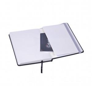 Блокнот Paperbook Soft А5, на резинке, в линию