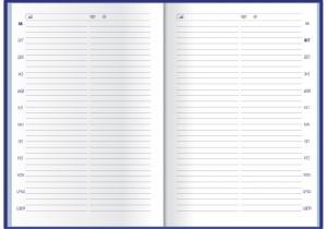 Ежедневник Economix Confetti А5, датированный 2021