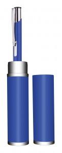 Тубус металлический Economix Promo для ручки