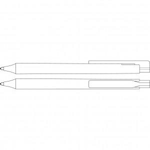 Ручка Schneider Essential прозрачная