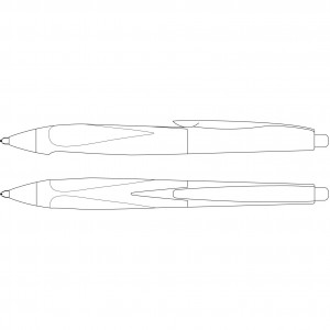 Ручка Schneider Haptify прозрачная