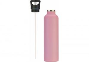 Термобутылка Optima Pink, 1000 мл