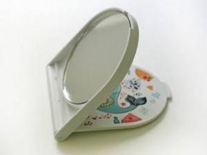 Зеркало карманное Вояж
