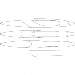 Ручка Schneider SONIC Metal