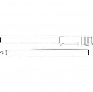 Ручка Schneider Tops Promo прозрачная